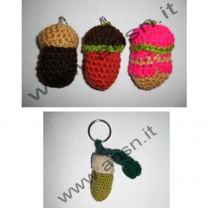 Gadget in lana/cotone