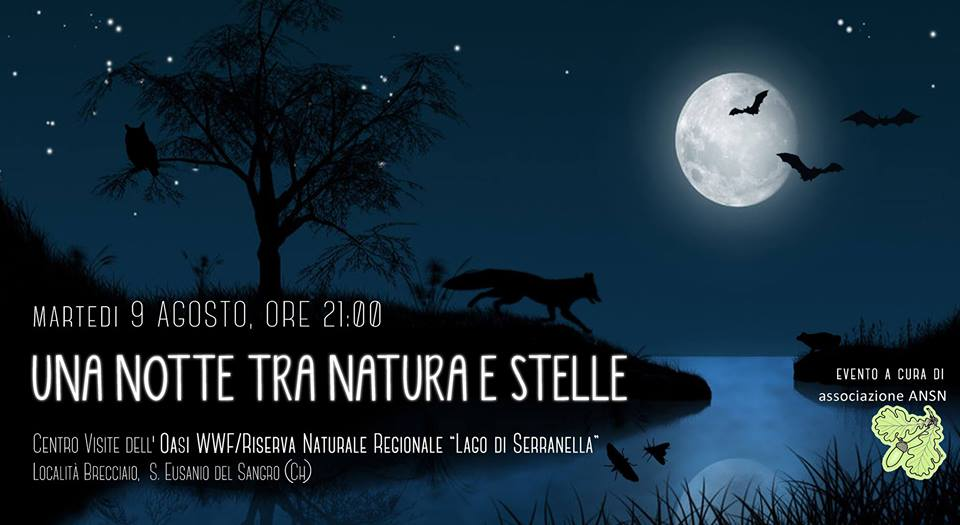 Una Notte tra Natura e Stelle II Edizione