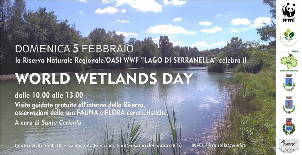 Word Wetlands Day_Riserva Serranella 5.02.2017